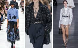 Moda Haftasına Damga Vuran 2020 İlkbahar/Yaz Trendleri