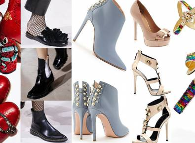 2018İlkbahar-Yaz Ayakkabı Modelleri