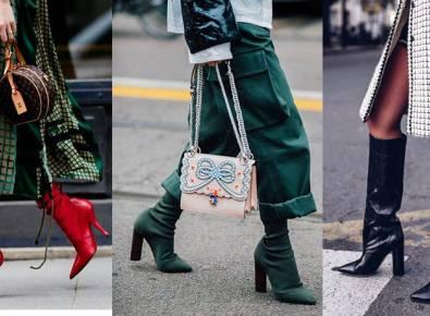 2019 Kış modası alarmı; Çizmeler!