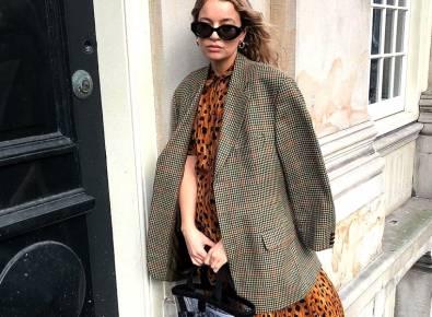 Trend Alarmı; Oversize vintage ceketler!