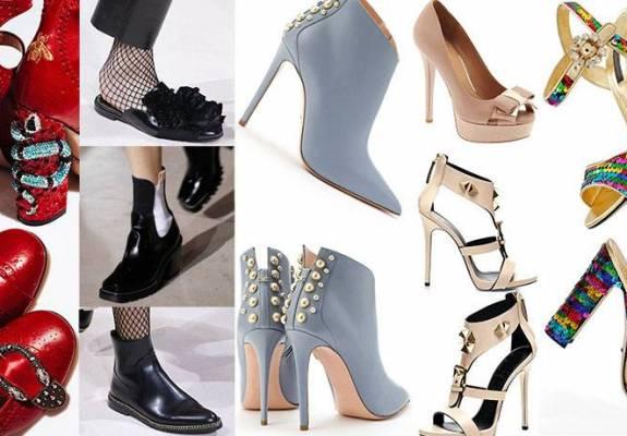 2018 İlkbahar-Yaz Ayakkabı Modelleri
