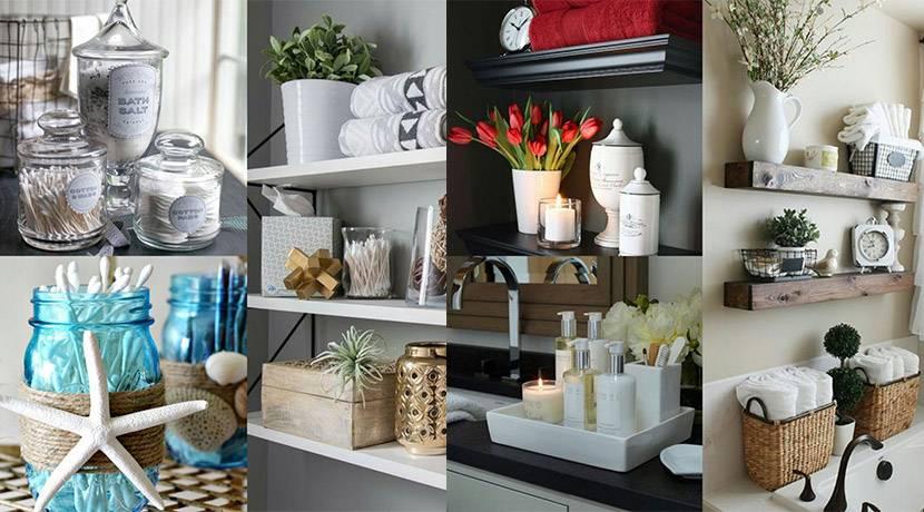 Banyosunu yenilemek isteyenlere dekorasyon önerileri!