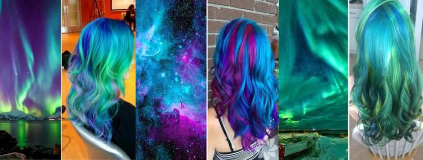 Galaksi Saç Modası