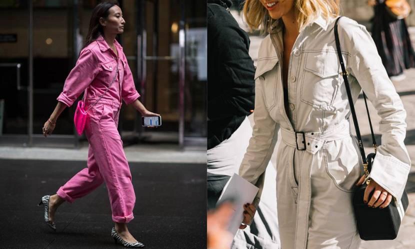2019 Sokak Modası; İşçi Tulumu Trendi