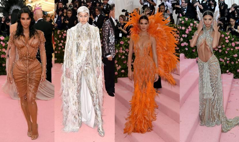 2019 Met Gala Gecesinin En İyi Giyinenleri!