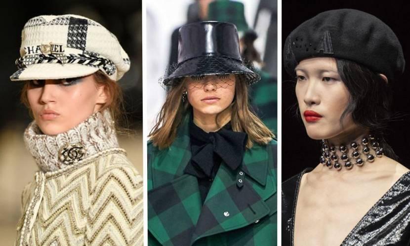 Şapka Trendleri; 2019/20 Sonbahar/Kış